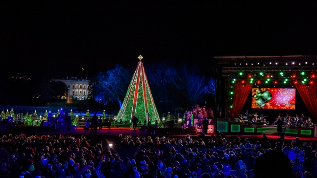 Nat'l Christmas Tree Lighting: How to Watch; Road Closures