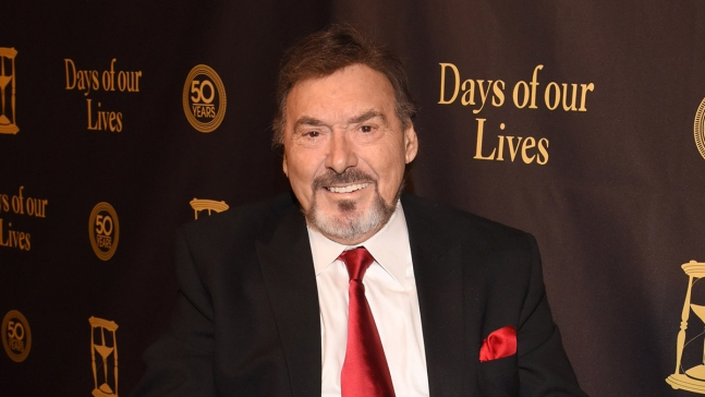 'Days of Our Lives' Actor Joseph Mascolo Dies