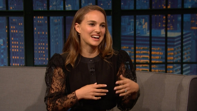 'Late Night': Natalie Portman Recorded Music With Sia