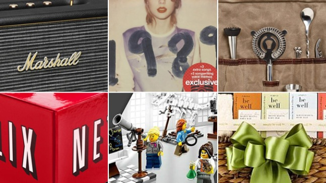 Find the Perfect Present: Gift Guide 2014
