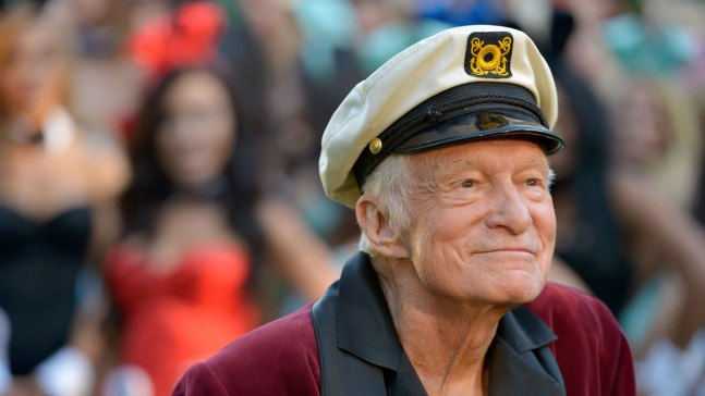 Rumors of Hugh Hefner's Death Greatly Exaggerated, Police Say