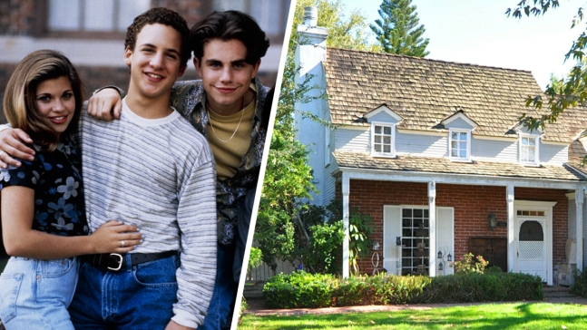 'Boy Meets World' House Gets Price Cut