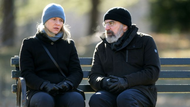 'Homeland' Feels Challenge of Competing With Real World