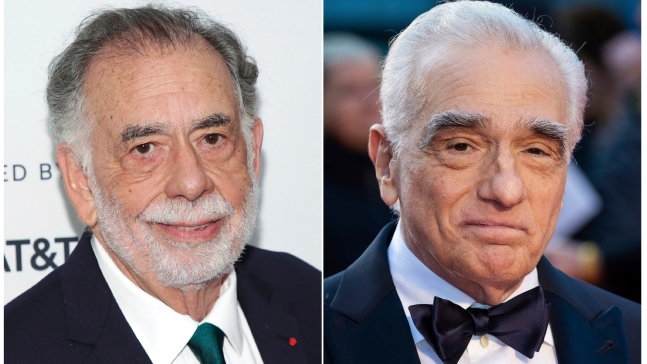 In Scorsese and Coppola, Marvel Meets Formidable Foes