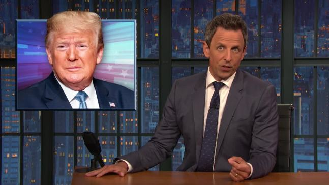 'Late Night': A Closer Look at Trump Rally Chant