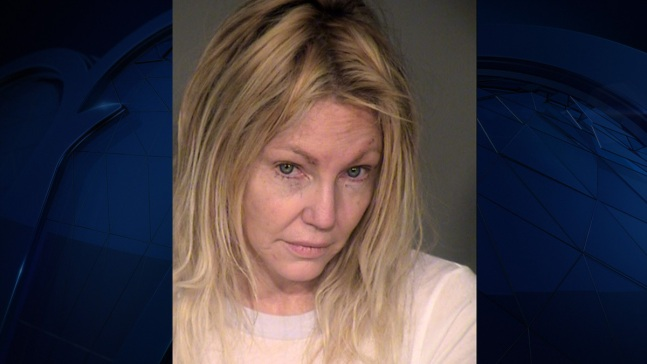 Heather Locklear Hospitalized for Psych Evaluation: Report