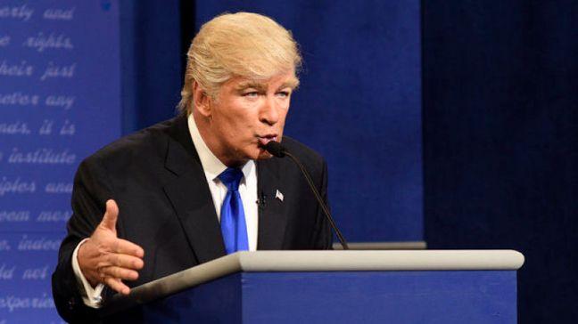 Trump: Alec Baldwin 'SNL' Imitation Doesn't Get Me at All