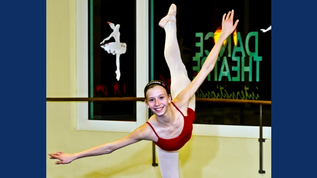 Figure Skater Polina Edmunds Brings Ballet Background to Ice