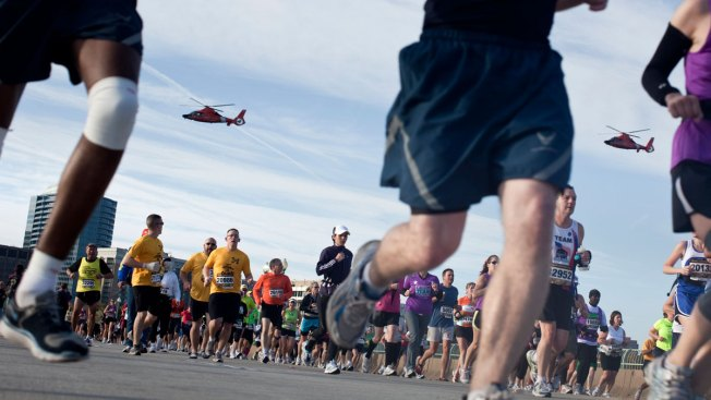 Security, Bag Rules Tightened at Marine Corps Marathon