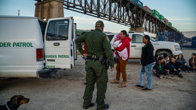 Daily Border Crossings by Undocumented Migrants Hit 13-Year Highs