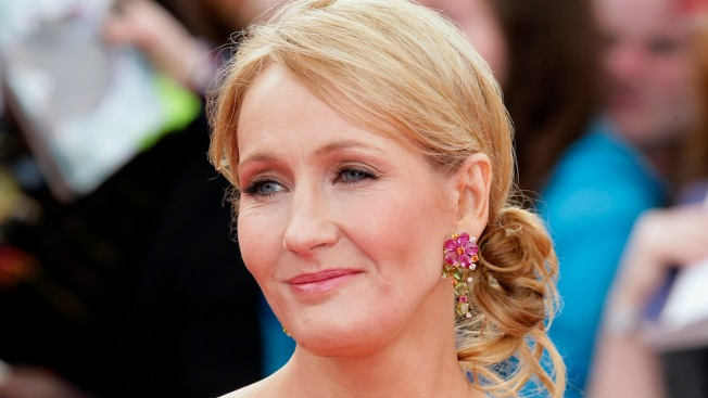 'Harry Potter' Author JK Rowling's Chair Heading to Auction