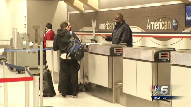 Some South Florida Flights Delayed or Cancelled Because of Winter Weather