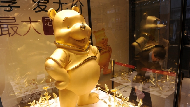 Winnie the Pooh censored in China