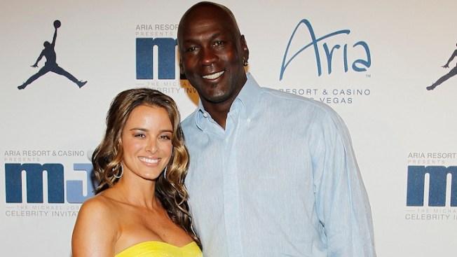 Michael Jordan Marries Model Yvette Prieto