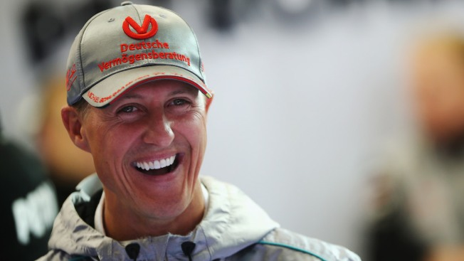 Michael Schumacher's Medical Files Allegedly Stolen