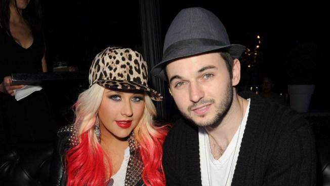 Christina Aguilera Engaged to Boyfriend Matthew Rutler