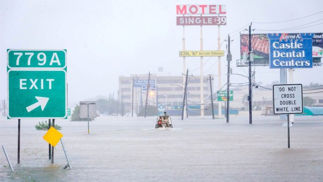 A Year After Hurricane Harvey, Houston Voters Pass $2.5B in Flood-Control Bonds