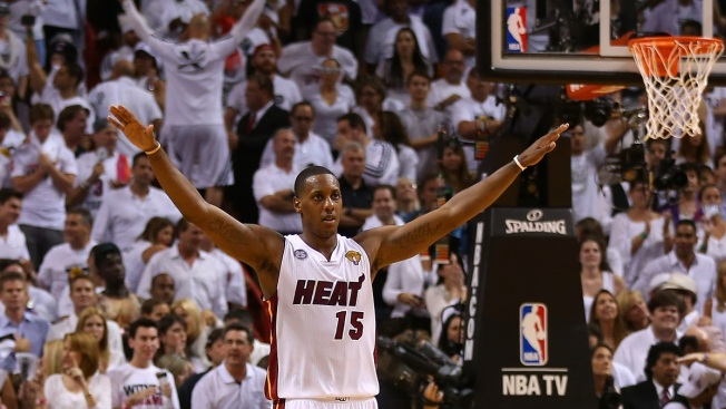 Miami Heat: Mario Chalmers Lost 10 lbs. to Win a Bet