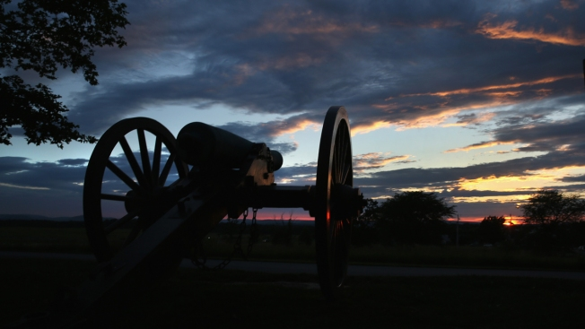 Restored Flag Comes Home to Gettysburg 154 Years Later