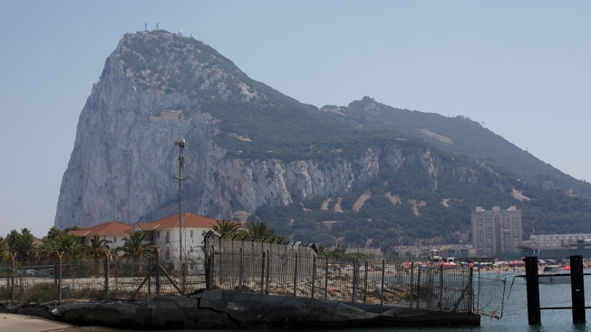Spanish ship off Gibraltar: 'Incursion' or 'routine?'