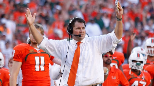 Hurricanes Head Coach Al Golden to Stay at University of Miami