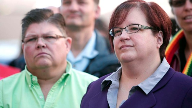 Trial Starts in Challenge to Michigan's Same-Sex Marriage Ban