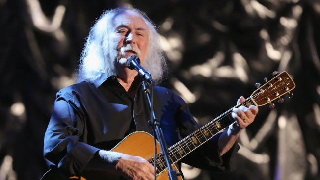 David Crosby Postpones Shows After Heart Surgery