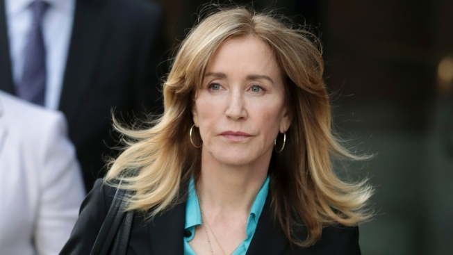 Plea Deal Puts Felicity Huffman's Career at Pivotal Point