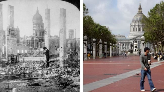 1906 Film of San Francisco After Quake Found at Flea Market