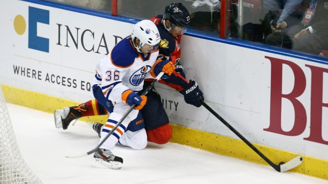 Panthers Fall to Edmonton Oilers 4-1