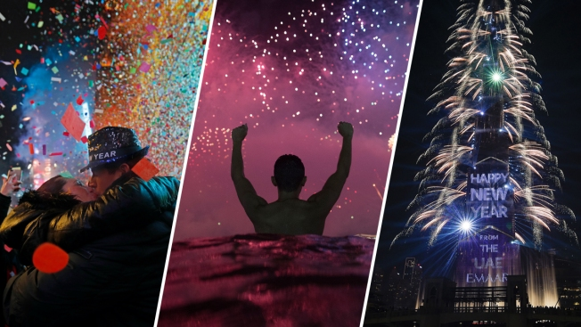 [NATL] A New Year: Ringing in 2019 Across the World