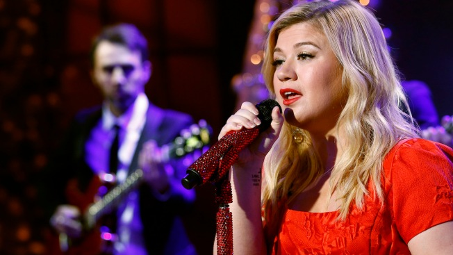 Kelly Clarkson Calls Out Dr. Luke and Claims Label 'Blackmailed' Her to Work With Him