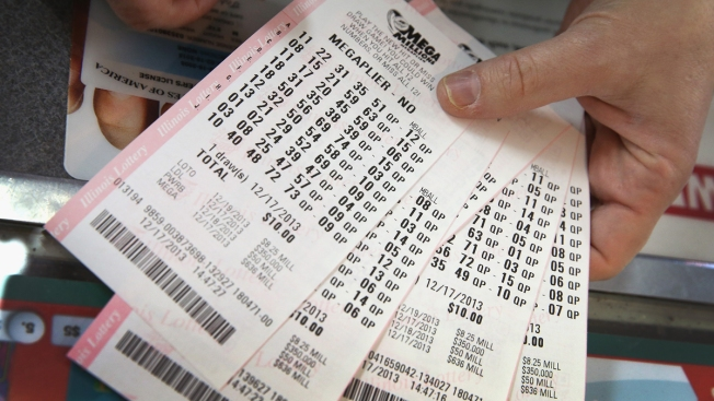 Mega Millions jackpot at $343M for winning numbers drawing tonight