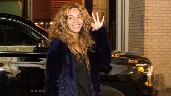 Beyonce Attends Solange Knowles' Wedding Rehearsal Without Jay Z and Blue Ivy