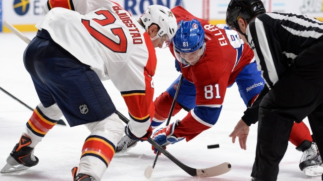 Florida Panthers Lose to Canadiens, 2-1
