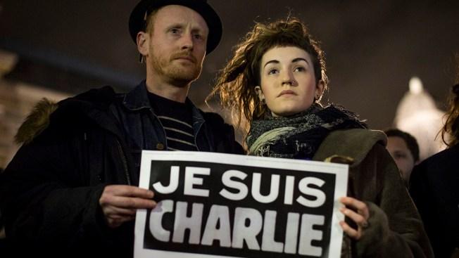 South Florida Man Seeks Trademark on Slogan 'Je Suis Charlie'