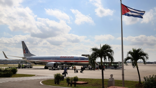 American Airlines Cutting Number of Flights to Cuba After Weak Demand