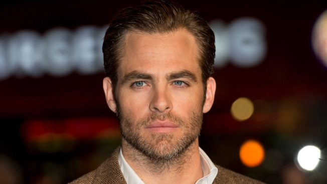 Chris Pine Charged With DUI in New Zealand