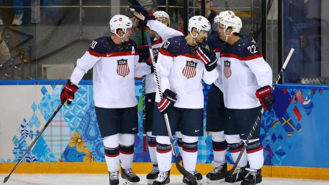 On Golden Ponds: Olympic Goalies, Dogs and Bikes (Oh My!)