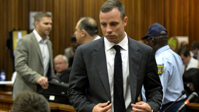 Pistorius' Defense Lawyer Questions Witness' Testimony