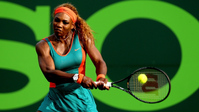 Serena Williams Beats Li Na for Sony Open Title