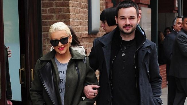 Christina Aguilera and Fiance Matt Rutler Welcome Baby Girl