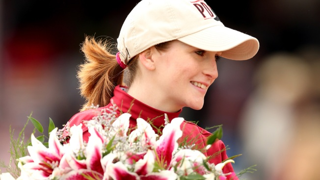 Jockey Would Be First Woman to Win Preakness