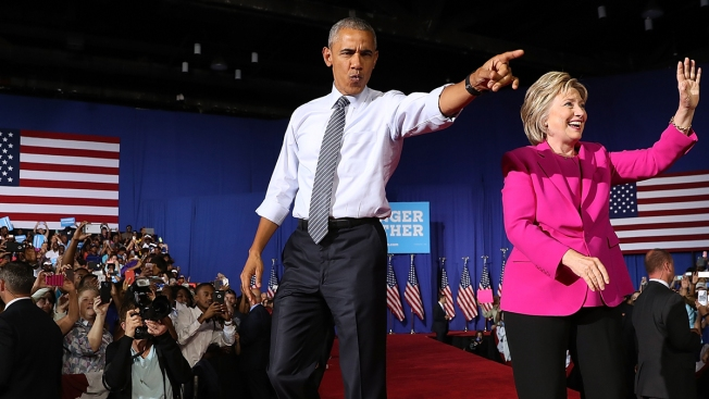 It's Clinton's Convention, but Obama May Be Most Important Factor