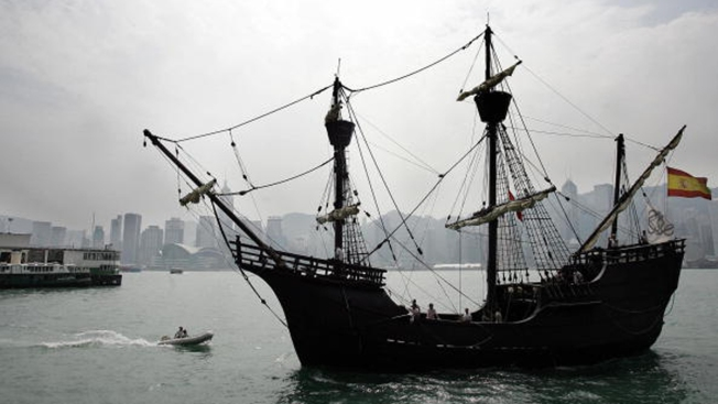 2 Spanish Replica Ships Will Stop in St. Augustine