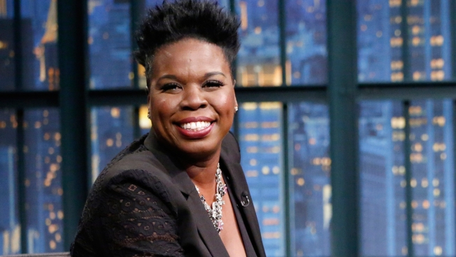 Leslie Jones Gives Ryan Seacrest an Olympian Boost in Rio