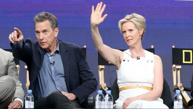 Nancy Reagan Wouldn't Like Hinckley's Freedom, 'Killing Reagan' Actress Says