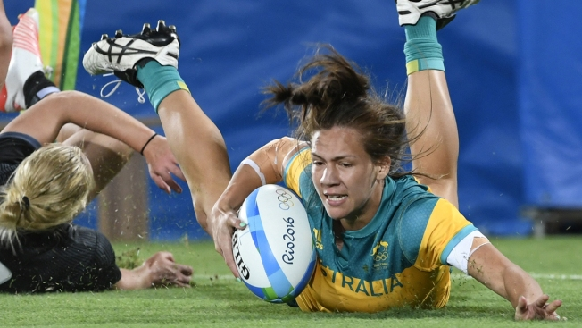 Australia Wins First-Ever Women's Rugby Sevens Gold Medal
