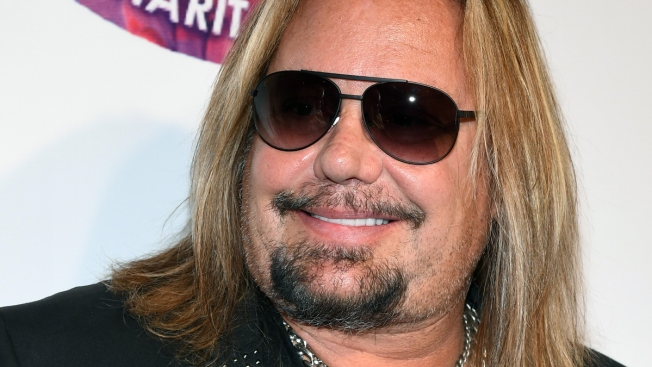 Rocker Vince Neil Pleads Guilty in Vegas Battery Case