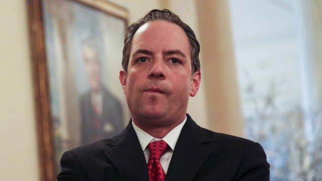 Sources: Possible White House Shakeup Could Reach Priebus